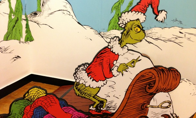 grinch - weekly round up - authors guild